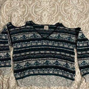 Furst Of A Kind - Redesigned vintage sweater